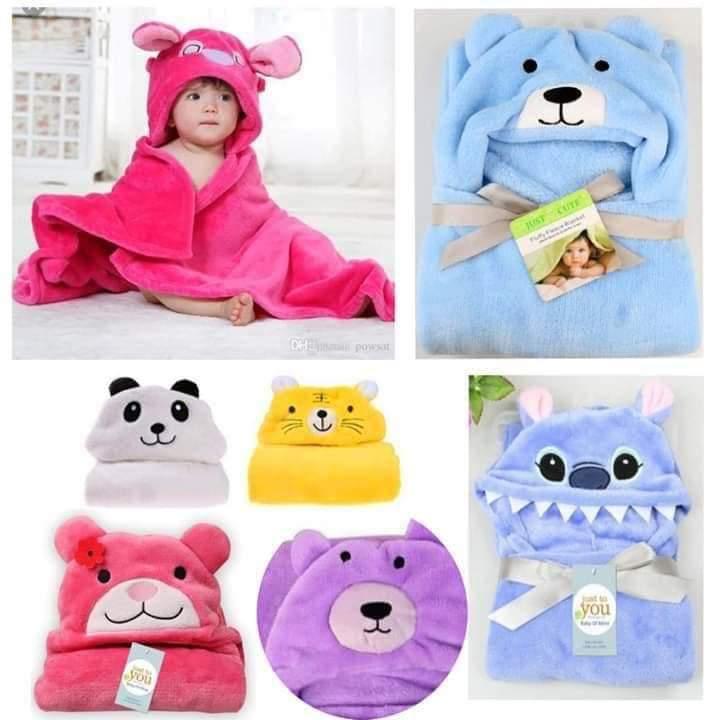 Blanket For Kids - 1 Piece / Assorted Color