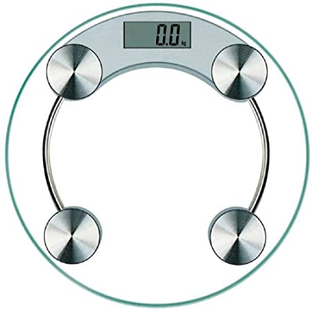 Personal Scale Weight Machine Weight Scale Bathroom Scale Digital Glass Scale