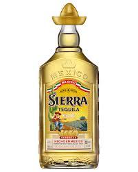 Sierra Cafe Gold/ Silver 700ML