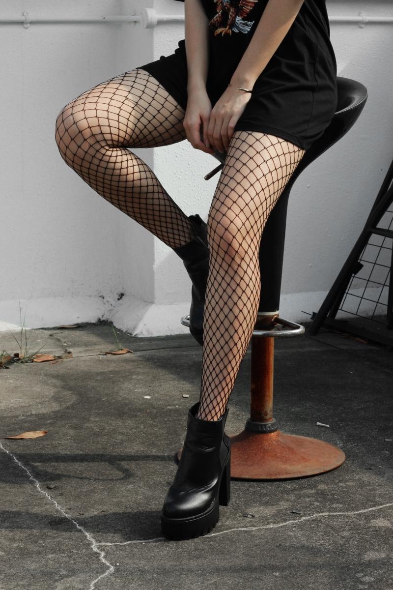 Insider Fishnet Stockings