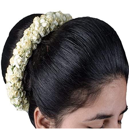 Hair Accessories Hair Bun Gajra