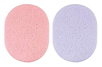 Facial Cleaning Wash Pad Puff Sponge (Set Of 2)