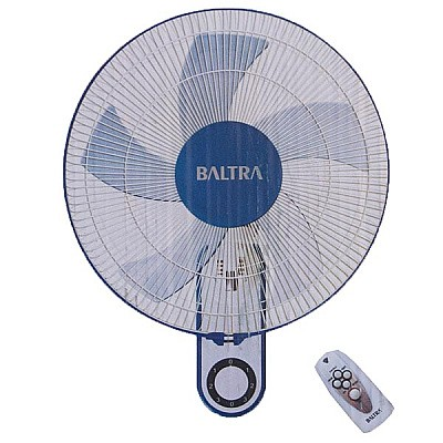 Baltra Wall Fan With Remote (Cute plus)-BF 119