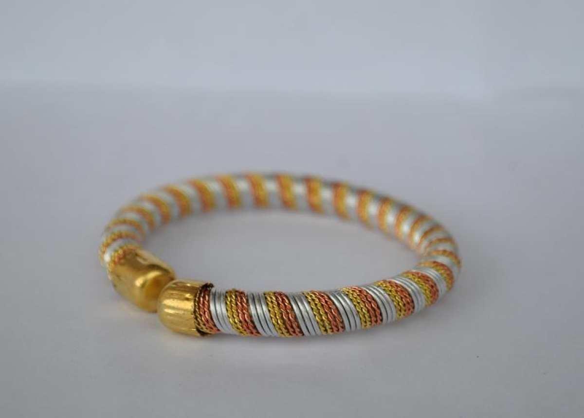 Panchadhatu Bracelet For Girls and Women - Real Panchadhatu Bracelet - PANCHDHATU IN REAL SENSE