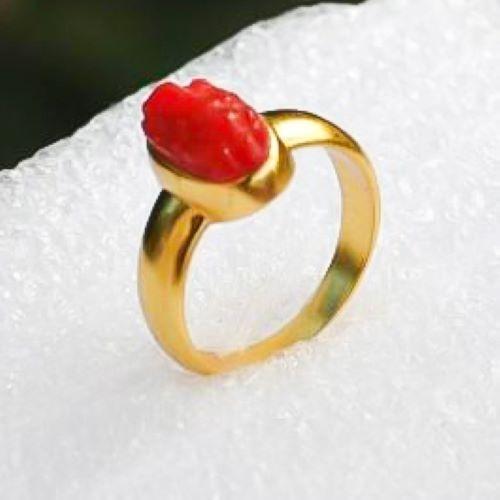 Panchadhatu Ganesh Ring For Women Panchdhatu Ganesh Ring