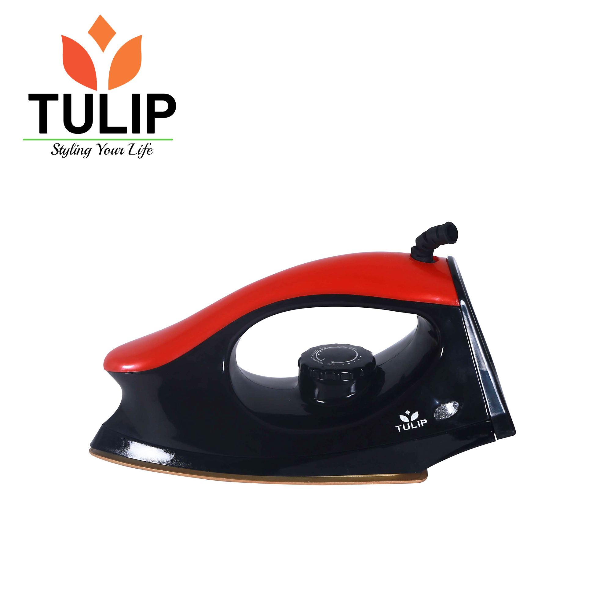 Tulip Dry Iron DESIGNER