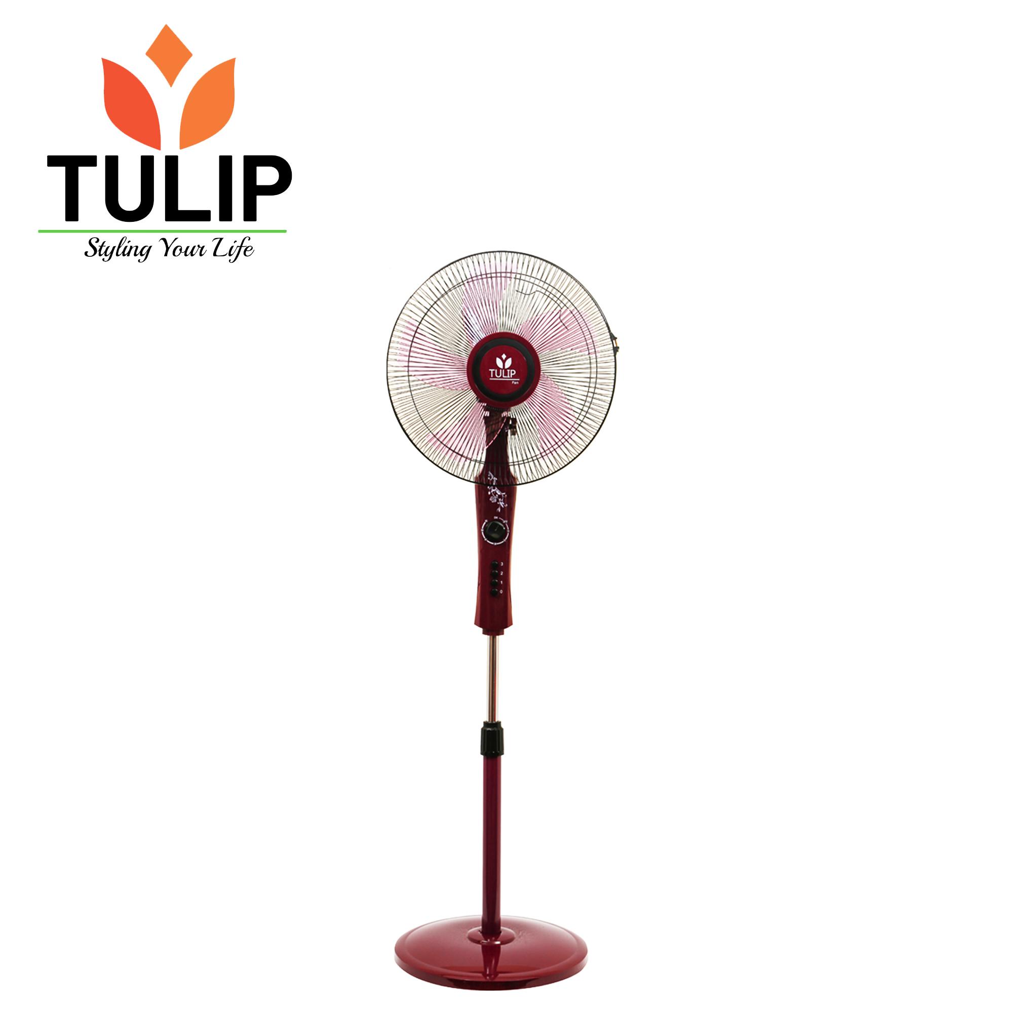 Tulip Stand Fan -404