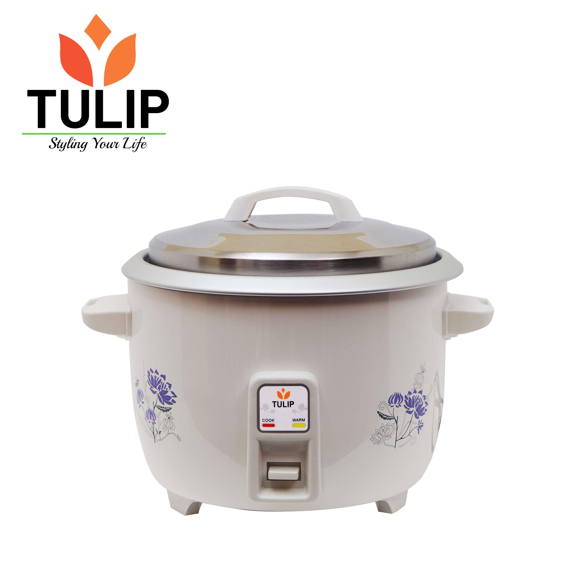 TULIP Regular REGAL PLAIN Rice cooker -3.6 ltr