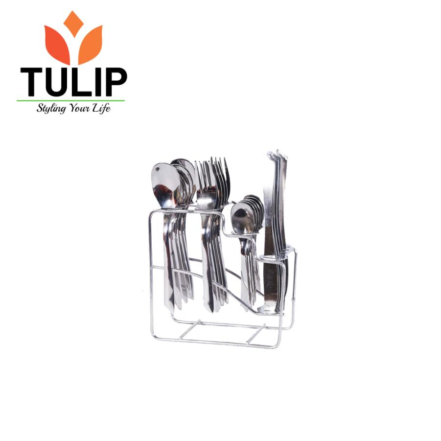Tulip Cutlery Set- Fantasy