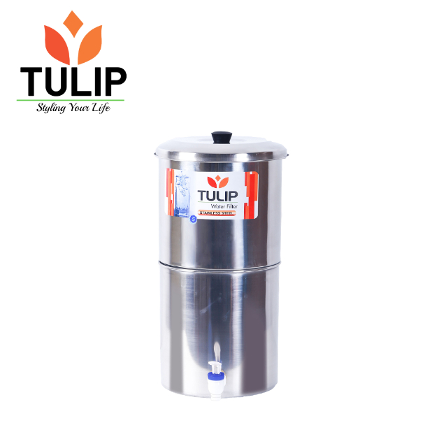 Tulip Stainless Steel Water Filter-16