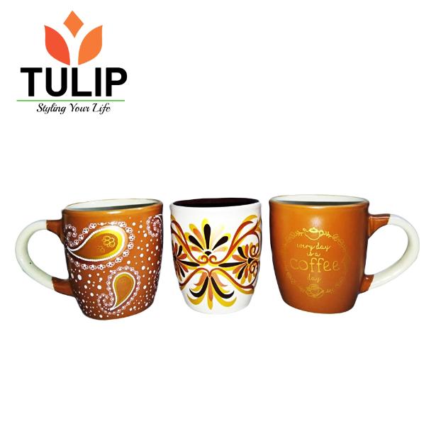 Tulip Ceramic Cup FLORIA/CRAZY/COMFY