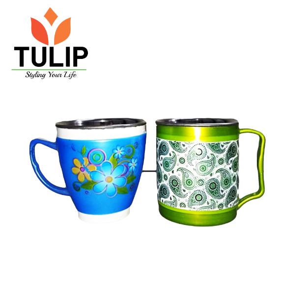 Tulip Ceramic Cup COSMOS