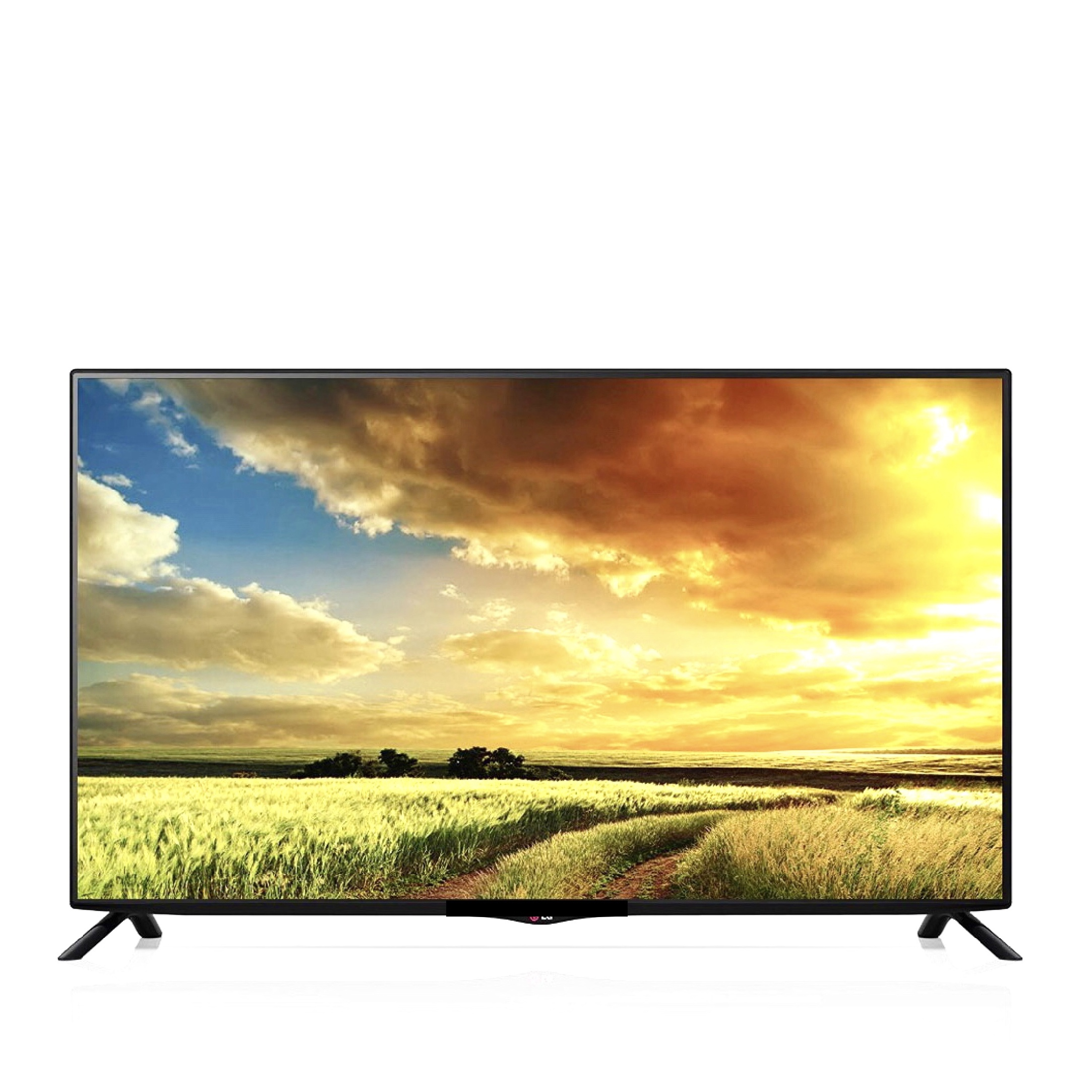 """OLIVE Smart TV 55"""" with FHD,HDMI,USE, 8/1gb PC input"""