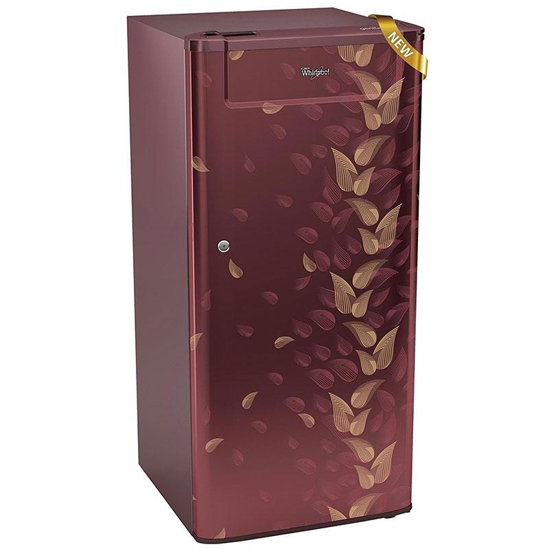 Whirlpool Refrigerator 185 Ltr -200 GENIUS CLS 2 S(71593) Wine ADORA