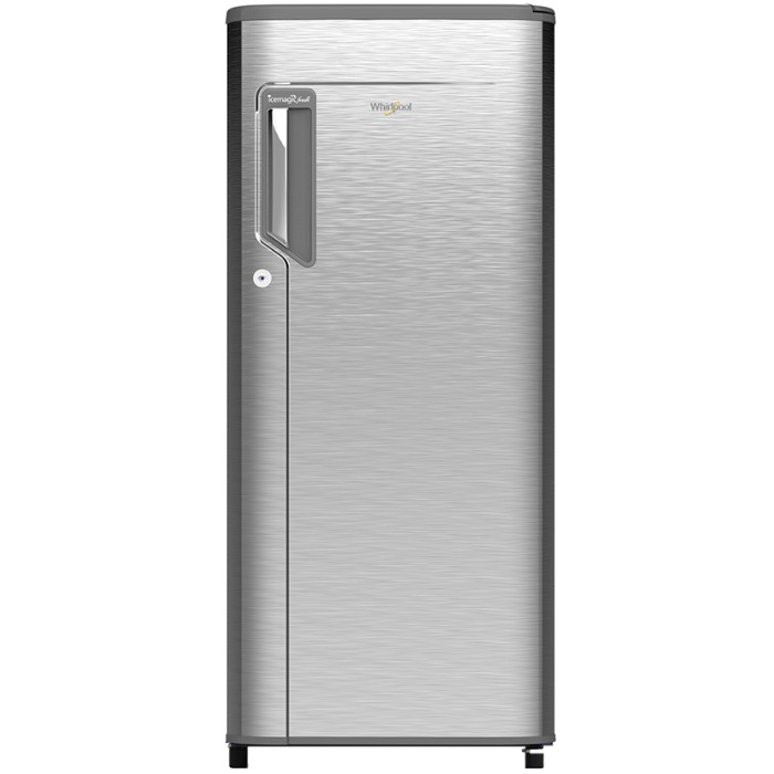 Whirlpool Refrigerator 190  Ltr -200 IMPC PRM 3S LUMINA STEEL-71608