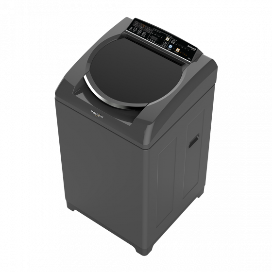 Fully Automatic Top Load Washing Machine-SW Ultra GREY HEATER 7.5 Kg