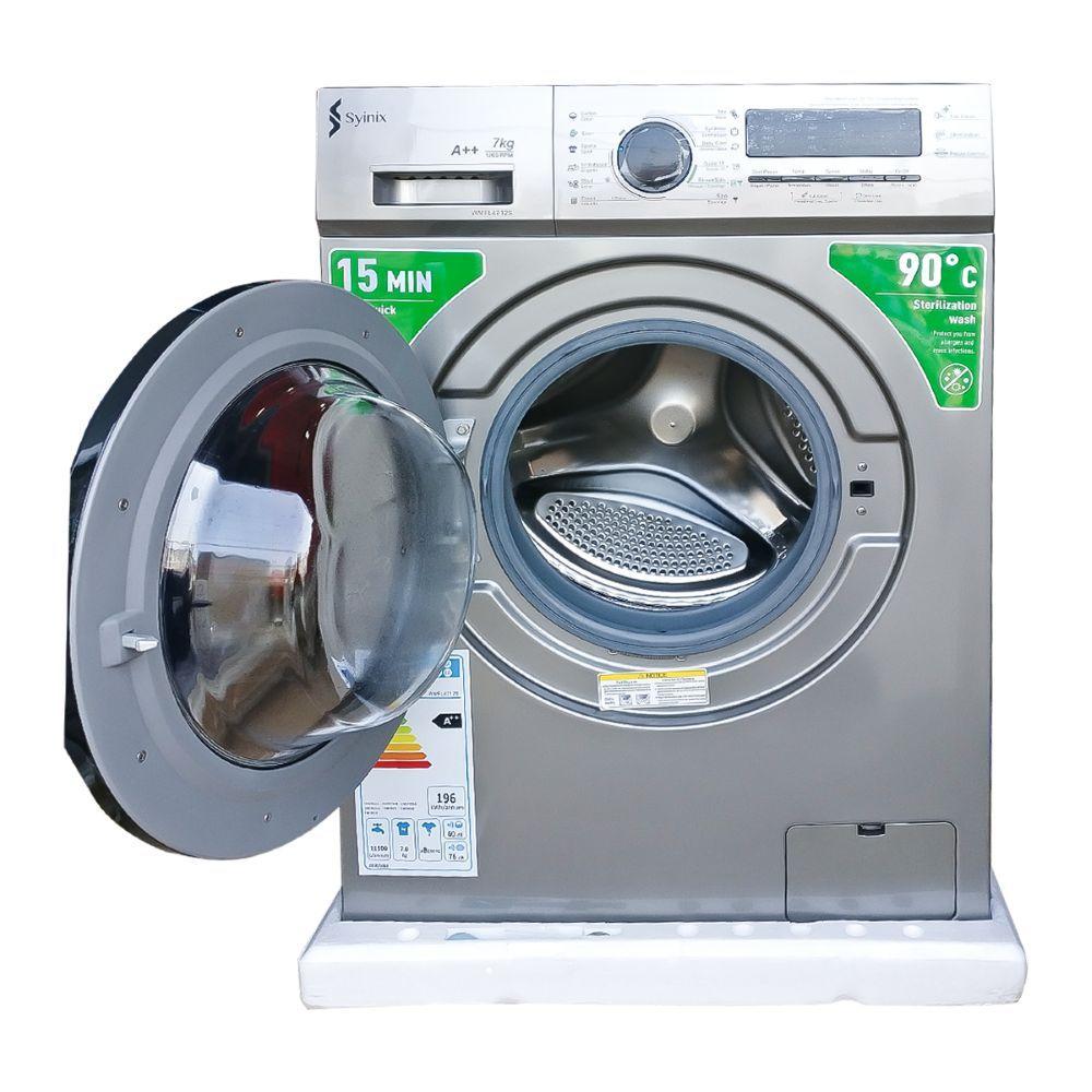 Syinix Washing Machine Front Load- 7 KG