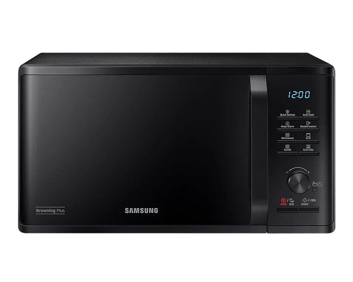 Samsung Microwave Oven Grill 23 L- MG23K3515AK