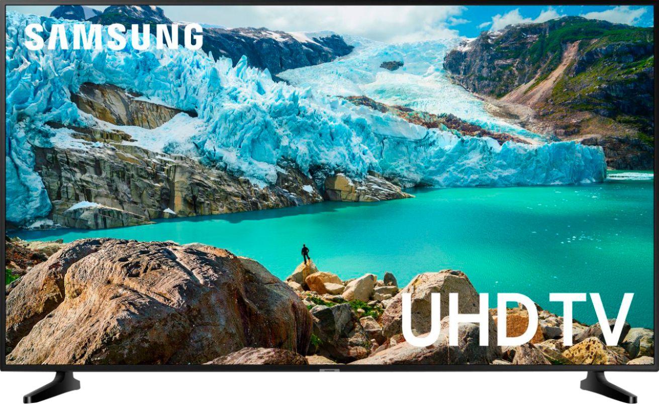 "Samsung 43"" 4K UHD Smart LED TV-UA43TU8000"