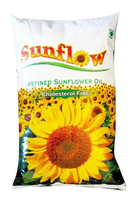 Sunflow Sunflower Oil- 1 Ltr