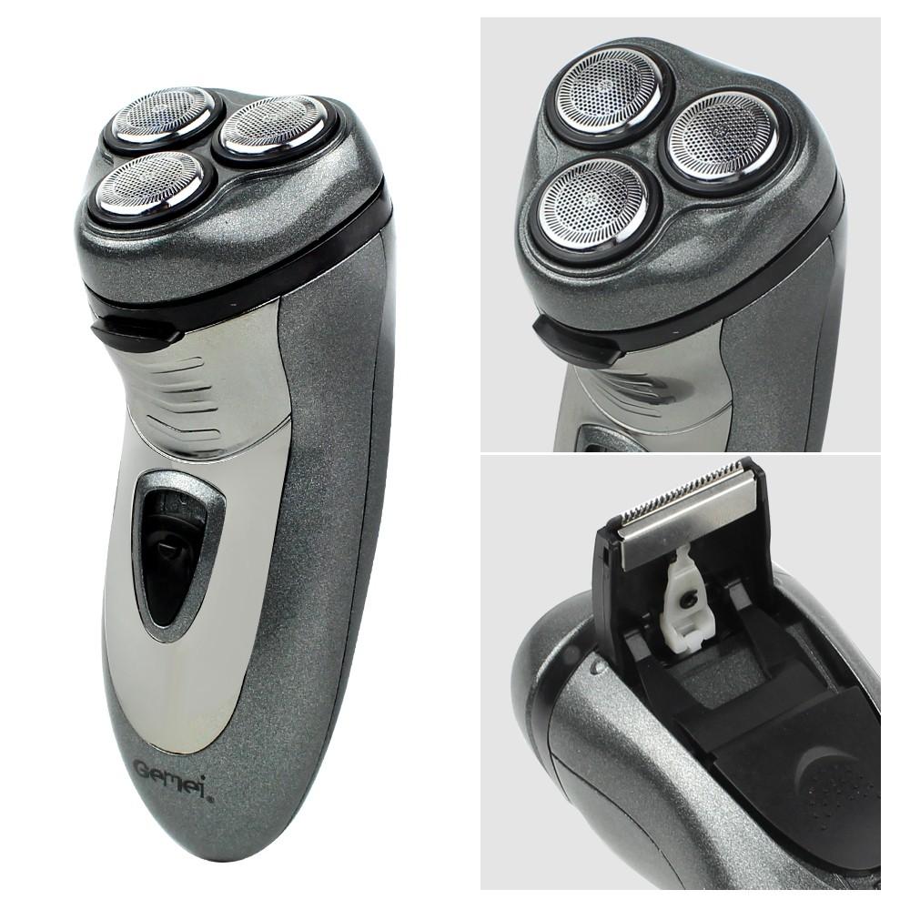Gemei _GM-7718 Rechargeable Shaving