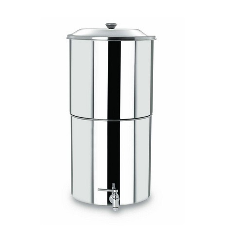 Diamond 21 Liter Stainless Steel Water Filter