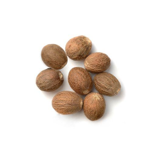 Nutmeg - Jaifal (जाईफल) (100gm)/pkt