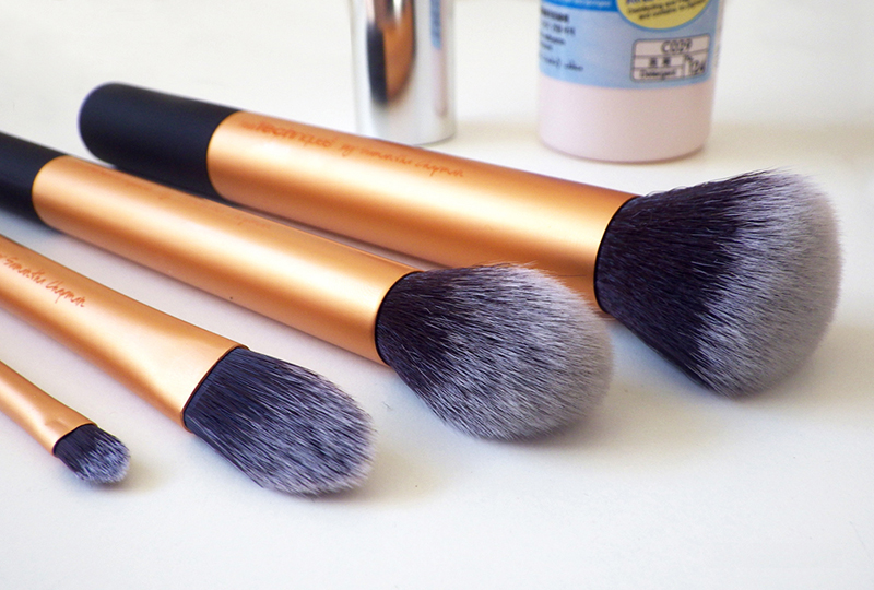 Real Techniques by Sam & Nick 'CORE' collection Brush Set