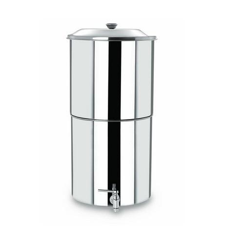 Diamond 16 Liter Stainless Steel Water Filter