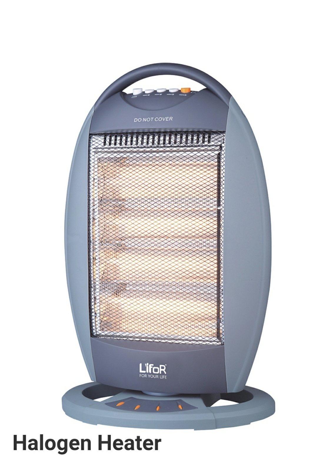 Lifor Halogen Heater LIF-HH16A