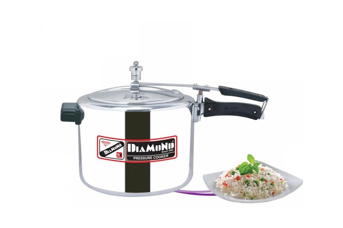 Diamond pressure cooker 3ltr