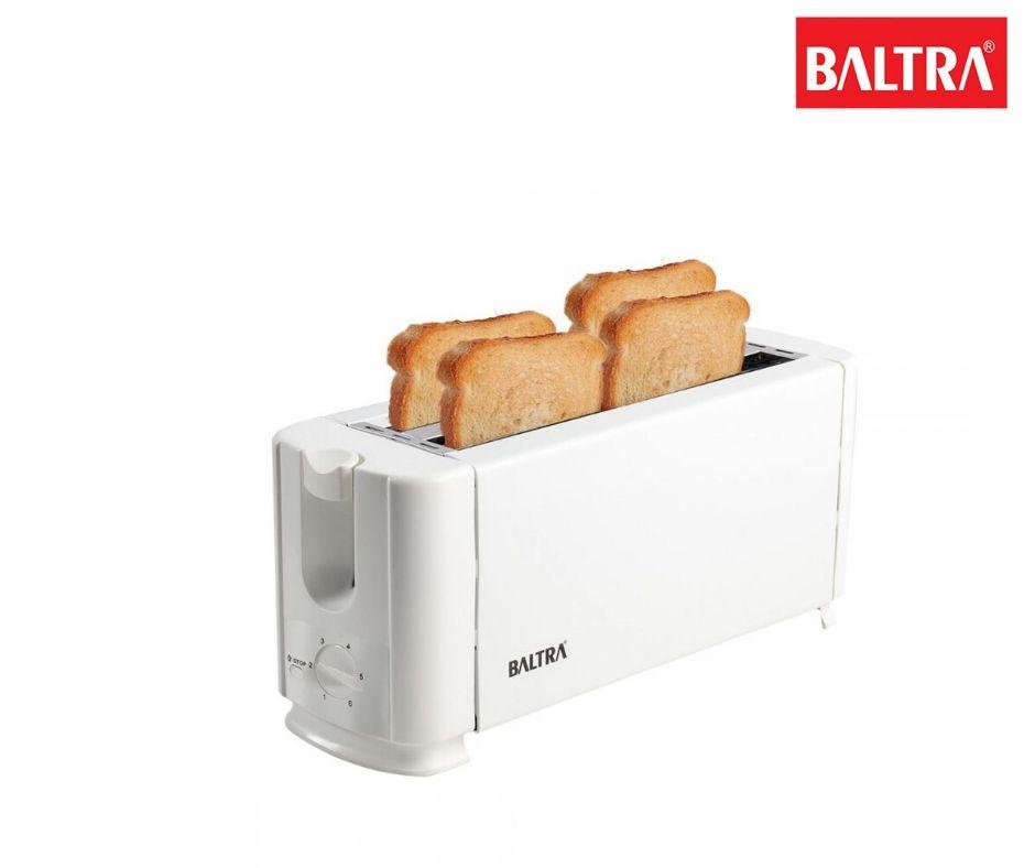 BALTRA Popup Toaster CRISPY 4
